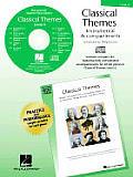 Classical Themes - Level 4 - CD: Instrumental Accompaniments