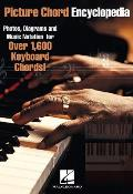 Picture Chord Encyclopedia for Keyboard Photos Diagrams & Music Notation for Over 1600 Keyboard Chords
