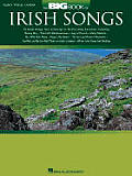 The Big Book of Irish Songs Cover