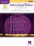 Andrew Lloyd Webber Classics - Horn: Horn Play-Along Book/CD Pack