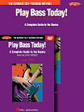 Play Bass Today a Complete Guide To the Basics