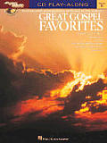 Great Gospel Favorites: E-Z Play Today CD Play-Along Volume 5