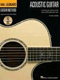 Hal Leonard Acoustic Guitar Method A Complete Guide with Step By Step Lessons & 45 Great Acoustic Songs