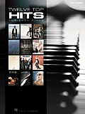 12 Top Hits for Easy Piano