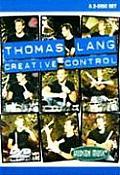 Thomas Lang - Creative Control: 2-DVD Set