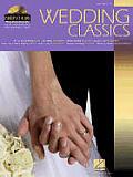 Wedding Classics: Piano Play-Along Volume 10
