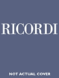 Le Metamorfosi Di Bonaventura Vocal Score Italian