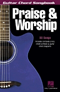 Praise & Worship Guitar Chord Songbook 6 Inch X 9 Inch