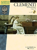 Clementi Sonatinas, Opus 36 [With CD]