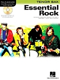 Essential Rock for Tenor Sax: Tenor Sax
