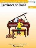 Piano Lessons Book 3 - Book/CD Pack - Spanish Edition: Spanish Edition