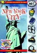 The Mystery in New York City (Carole Marsh Mysteries City) Cover