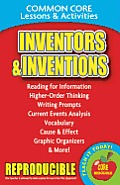 Inventors and Inventions: Common Core Lessons & Activities (Common Core)