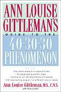 Ann Louise Gittlemans Guide To The 40 30 30 Ph