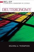 Deuteronomy: A Theological Commentary on the Bible