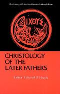 Library of Christian Classics #03: Christology of the Later Fathers, Cover