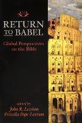 Return to Babel