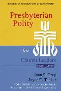 Presbyterian Polity for Church Leaders, Fourth Edition