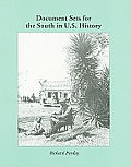 Document sets for the South in U S history