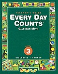 Every Day Counts, Grade 3, Calendar Math (Every Day Counts)