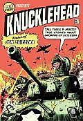 Knucklehead: Tall Tales and Mostly True Stories of Growing Up Scieszka Cover