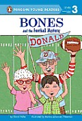 Bones and the Football Mystery (Penguin Young Readers Bones - Level 3)