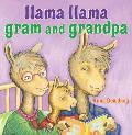 Llama Llama Gram and Grandpa (Llama Llama)