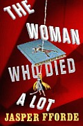 The Woman Who Died a Lot: A Thursday Next Novel  Cover
