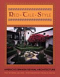 Red Tile Style Americas Spanish Revival