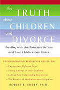 Truth About Children & Divorce