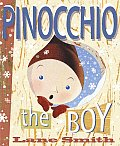 Pinocchio: The Boy Cover