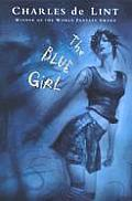 The Blue Girl Cover