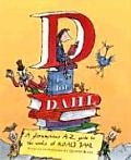 D Is for Dahl Cover