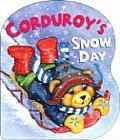 Corduroys Snow Day