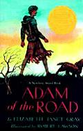 Adam of the Road Cover