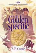 The Golden Specific (Mapmakers Trilogy #2)