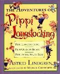 Adventures of Pippi Longstocking