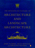 Penguin Dictionary Of Architecture & Landscape