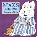 Max's Bedtime (Max Board Books) Cover