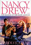 Nancy Drew 135 Riddle Of The Ruby Gazelle
