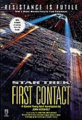 First Contact by John Vornholt