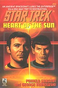 Heart Of The Sun Star Trek 83 by Pamela Sargent