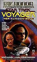 Her Klingon Soul Day Of Honor 3 Star Trek Voyager