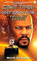 Star Trek Deep Space Nine #21: Trial By Error by Mark Garland
