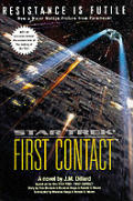 Star Trek: First Contact by J M Dillard