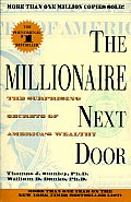The Millionaire Next Door: The Surprising Secrets of America's Wealthy Cover