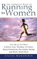 Complete Book of Running for Women Cover