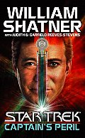 Captain's Peril (Star Trek) by William Shatner