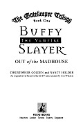 Out Of The Madhouse Buffy The Vampire Sl