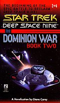 Star Trek Deep Space Nine: Dominion War #02: The Dominion War: Call to Arms...